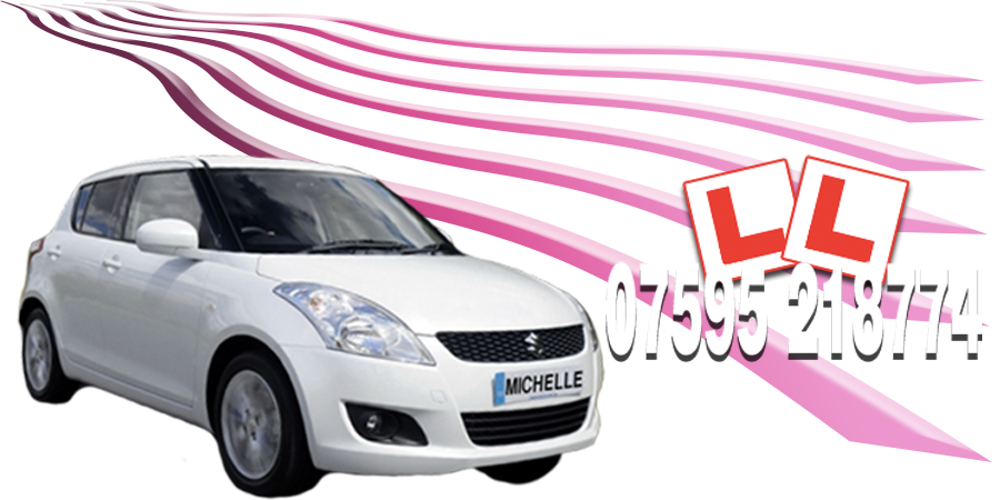 Driving lessons with Michelles Driving School